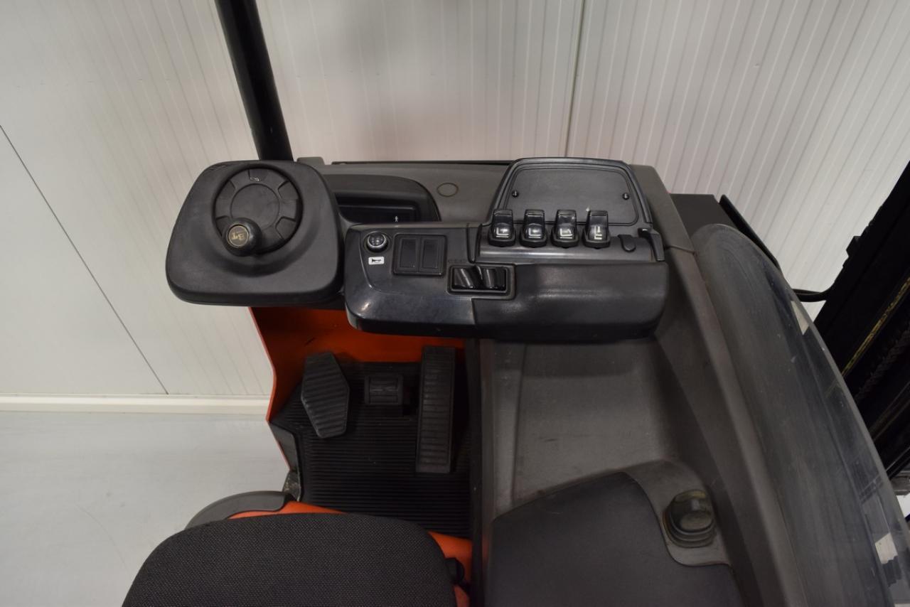 Xe nâng điện BT RR B2 , 1.6 tấn 2008