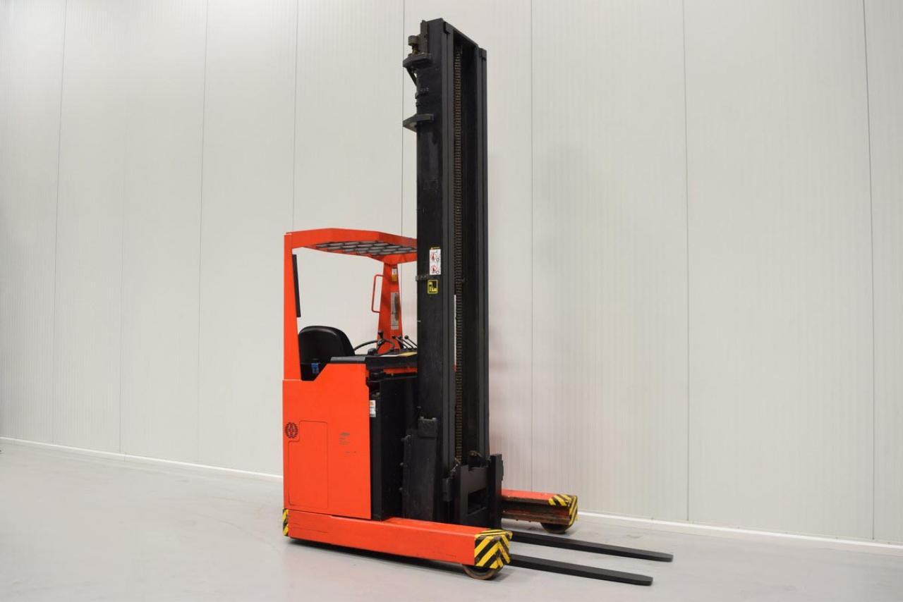 Xe nâng điện BT RT 1350 E/12 đứng lái 1.35 tấn 1990