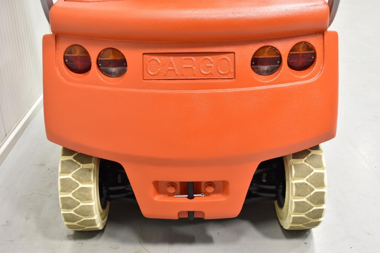 Xe nâng điện BT C4E 250V, 2.5 tấn 2007