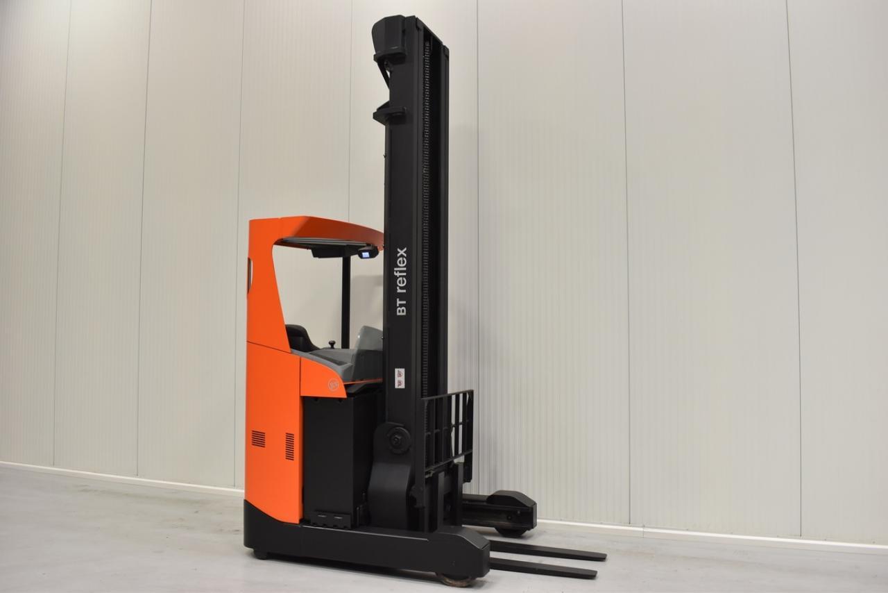 Xe nâng điện BT RRE 160, 1.6 tấn 2012 chỉ 6701 giờ