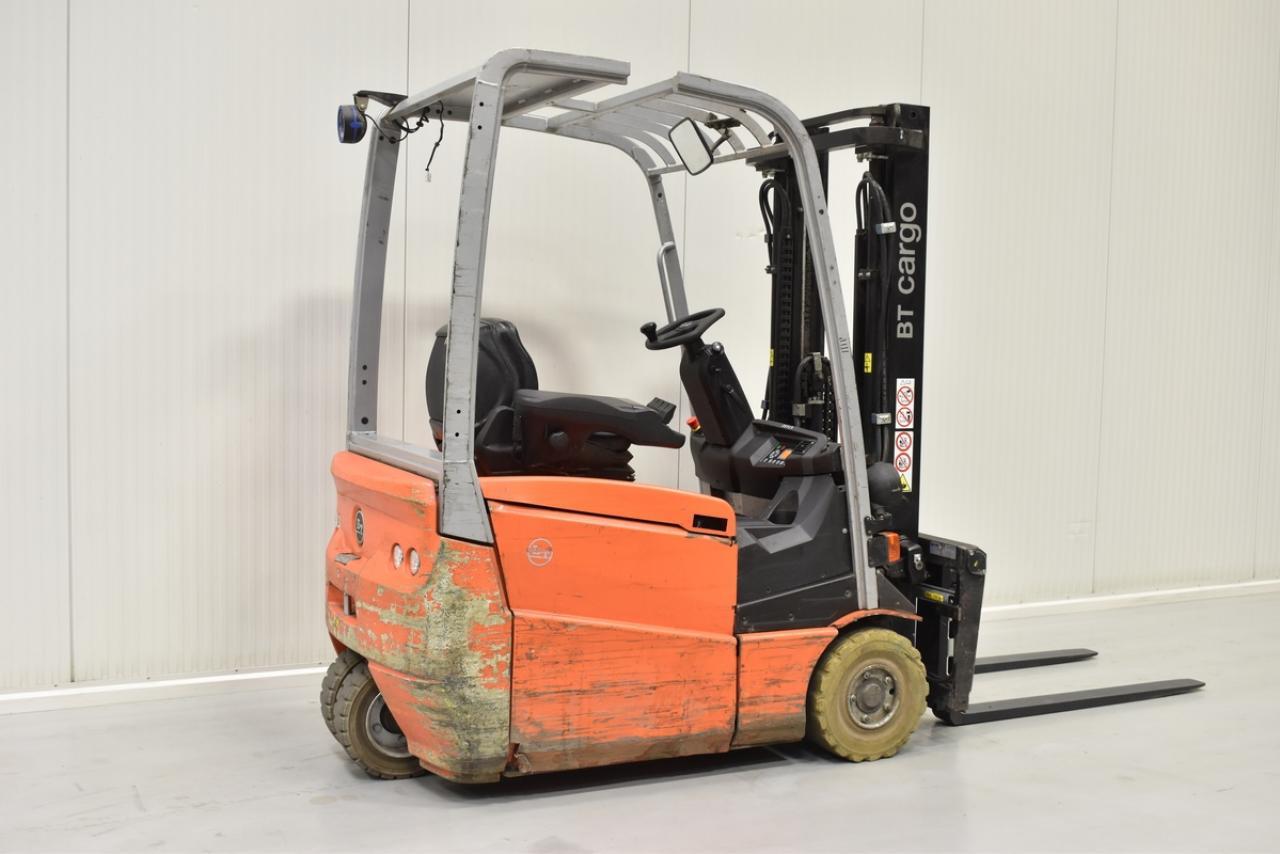 Xe nâng điện BT C3E 160 , 2012 , 1.6 tấn